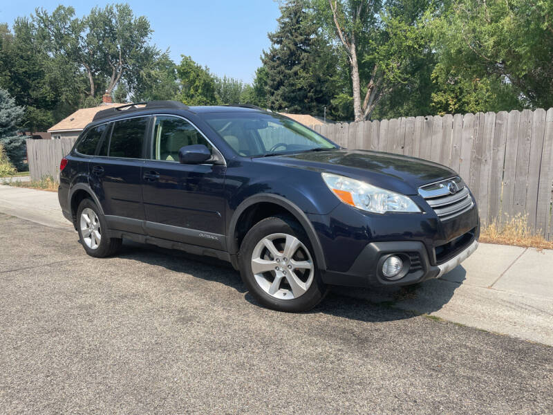2014 Subaru Outback for sale at Ace Auto Sales in Boise ID