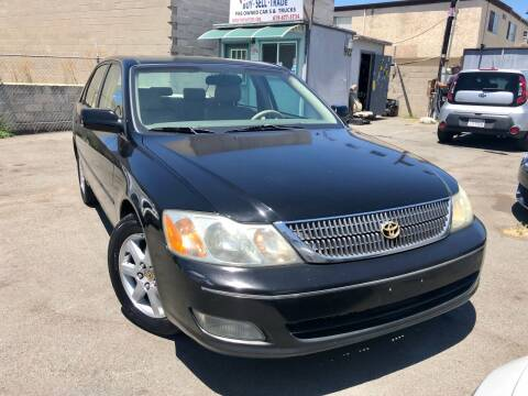 2002 Toyota Avalon for sale at TMT Motors in San Diego CA