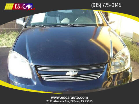 2010 Chevrolet Cobalt for sale at Escar Auto in El Paso TX
