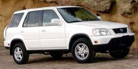 2001 Honda CR-V for sale at Stephen Wade Pre-Owned Supercenter in Saint George UT