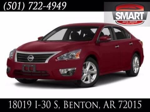2015 Nissan Altima for sale at Smart Auto Sales of Benton in Benton AR