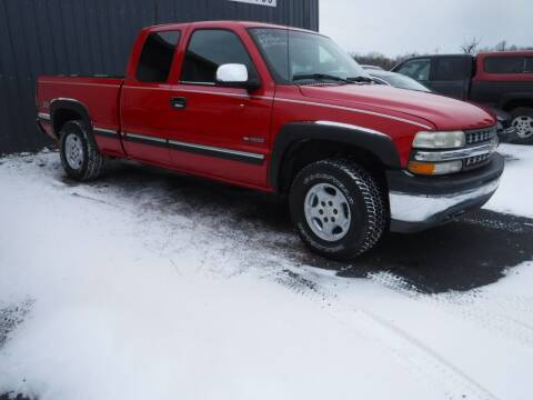 2001 Chevrolet Silverado 1500 for sale at Vicki Brouwer Autos Inc. in North Rose NY