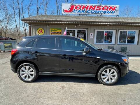 2015 Mitsubishi Outlander Sport for sale at Johnson Car Company llc in Crown Point IN