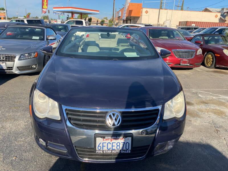 2009 Volkswagen Eos for sale in Fresno, CA