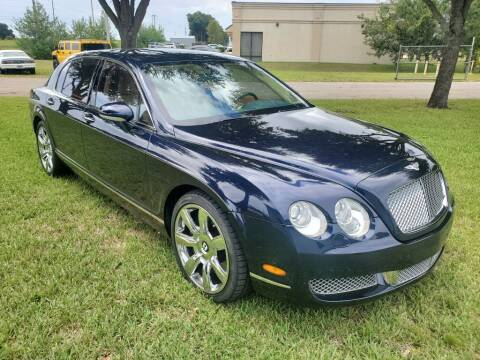 2007 Bentley Continental for sale at Executive Automotive Service of Ocala in Ocala FL