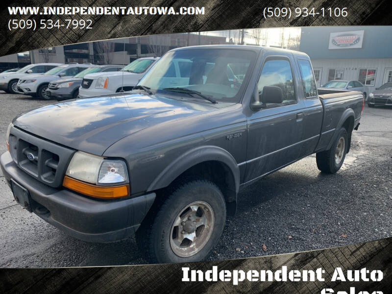 2000 Ford Ranger for sale at Independent Auto Sales #2 in Spokane WA