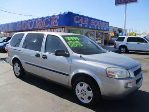 2008 Chevrolet Uplander for sale at CAR SOURCE OKC in Oklahoma City OK