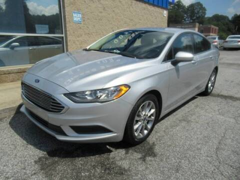 2017 Ford Fusion for sale at Southern Auto Solutions - Georgia Car Finder - Southern Auto Solutions - 1st Choice Autos in Marietta GA