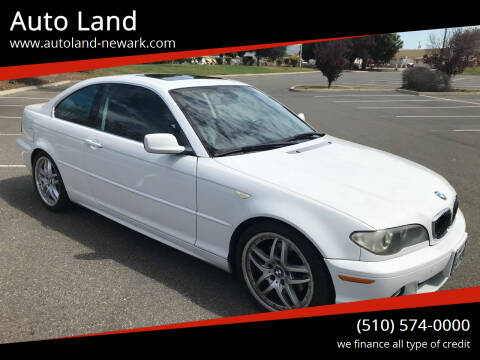 2004 BMW 3 Series for sale at Auto Land in Newark CA