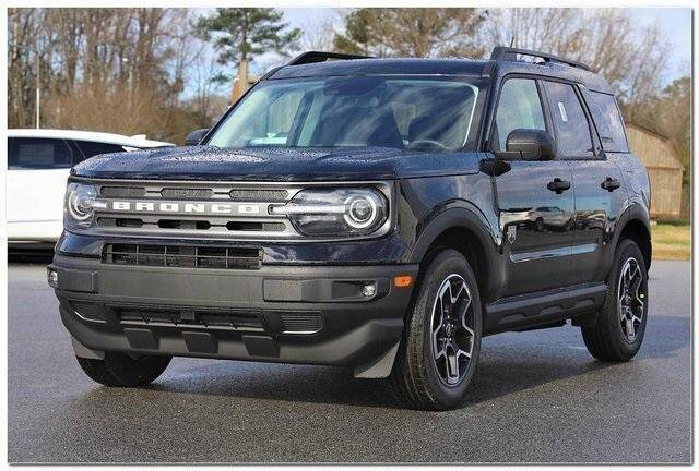 2021 Ford Bronco Sport for sale at WHITE MOTORS INC in Roanoke Rapids NC