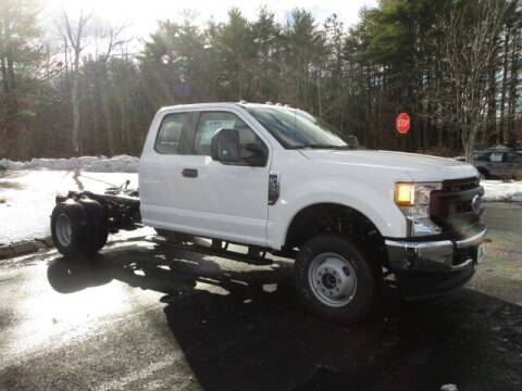 2021 Ford F-350 Super Duty for sale at MC FARLAND FORD in Exeter NH