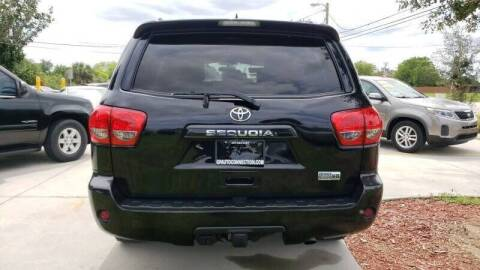 2012 Toyota Sequoia for sale at GP Auto Connection Group in Haines City FL