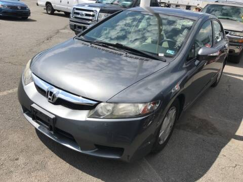 2009 Honda Civic for sale at All American Imports in Arlington VA