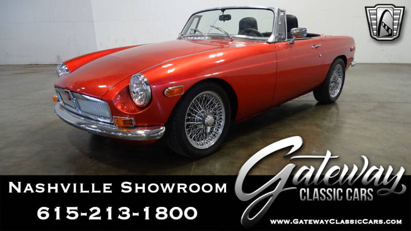 1974 MG MGB for sale in La Vergne, TN