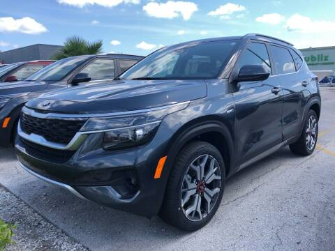 2021 Kia Seltos for sale at Key West Kia in Key West Or Marathon FL