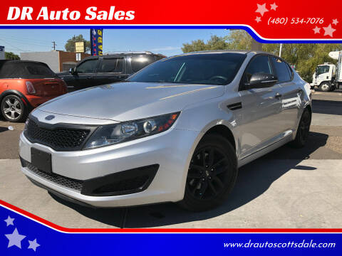 2011 Kia Optima for sale at DR Auto Sales in Scottsdale AZ