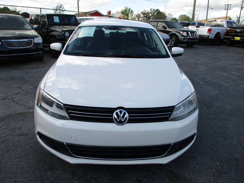 2013 Volkswagen Jetta for sale at LOS PAISANOS AUTO & TRUCK SALES LLC in Peachtree Corners GA
