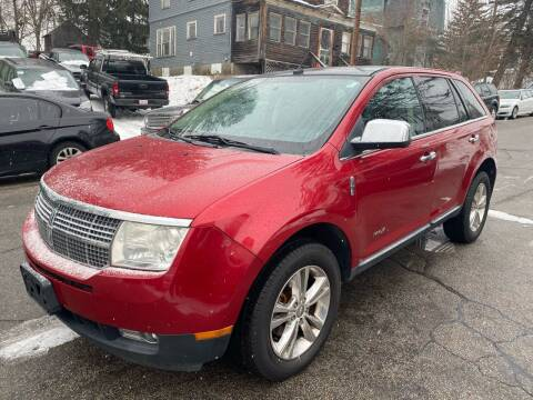 2010 Lincoln MKX for sale at Amherst Street Auto in Manchester NH