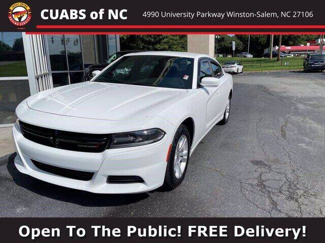 2019 Dodge Charger for sale at Summit Credit Union Auto Buying Service in Winston Salem NC