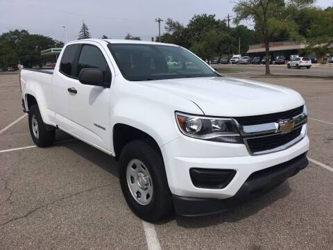 2015 Chevrolet Colorado for sale at Borderline Auto Sales in Loveland OH