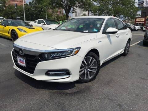 2018 Honda Accord Hybrid for sale at Sonias Auto Sales in Worcester MA