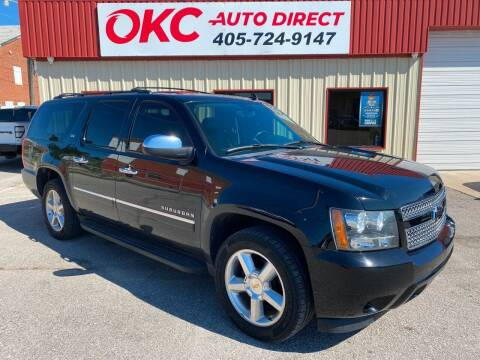 2014 Chevrolet Suburban for sale at OKC Auto Direct in Oklahoma City OK