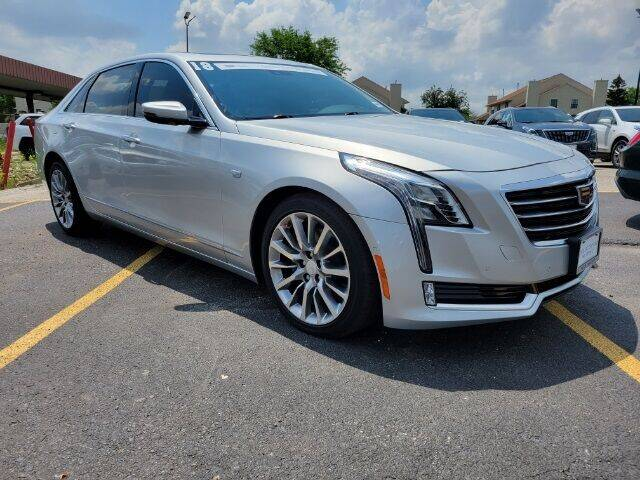 2018 Cadillac CT6 for sale at Rizza Buick GMC Cadillac in Tinley Park IL