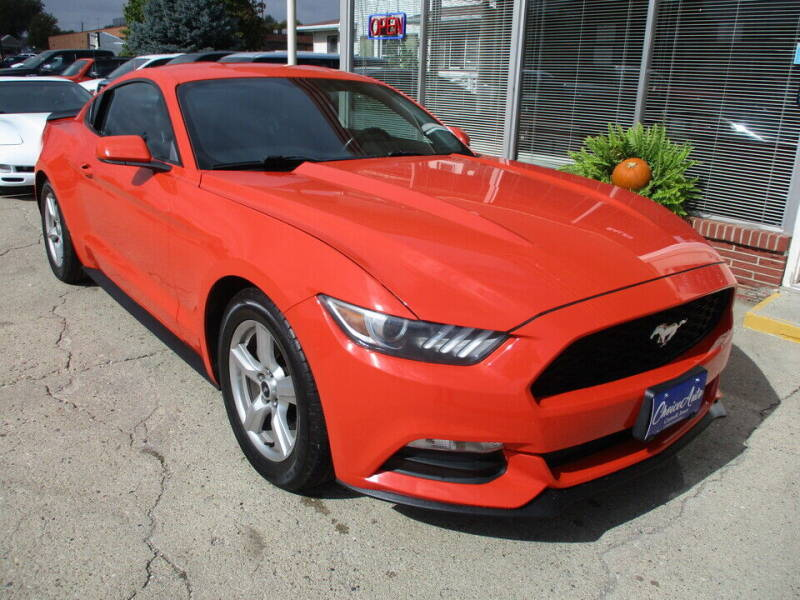 2015 Ford Mustang for sale at Choice Auto in Carroll IA