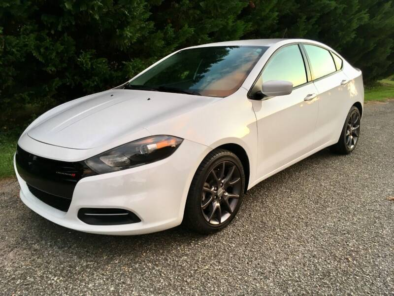 2016 Dodge Dart for sale at 268 Auto Sales in Dobson NC