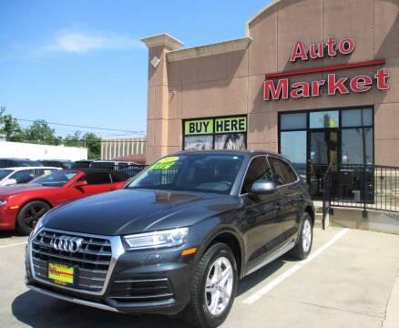 2019 Audi Q5 for sale at Auto Market in Oklahoma City OK