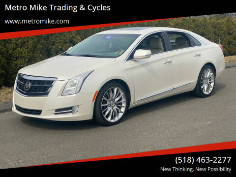 2014 Cadillac XTS for sale at Metro Mike Trading & Cycles in Albany NY