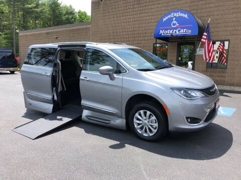 2019 Chrysler Pacifica for sale at New England Motor Car Company in Hudson NH