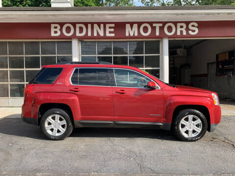 2015 GMC Terrain for sale at BODINE MOTORS in Waverly NY