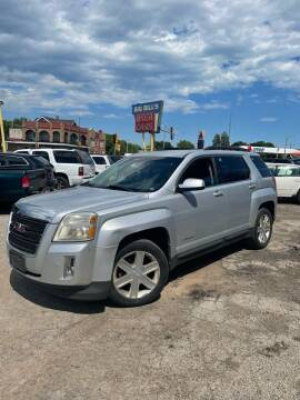 2011 GMC Terrain for sale at Big Bills in Milwaukee WI