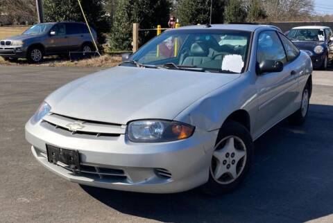 2005 Chevrolet Cavalier for sale at Cobalt Cars in Atlanta GA
