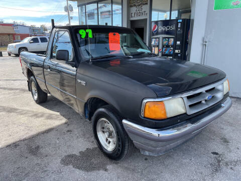 1997 Ford Ranger for sale at Midwest Motors 215 Inc. in Bonner Springs KS