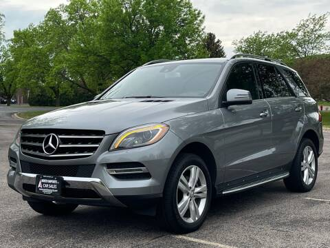 2013 Mercedes-Benz M-Class for sale at North Imports LLC in Burnsville MN