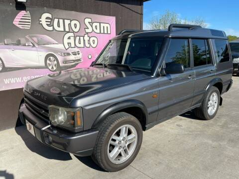 2004 Land Rover Discovery for sale at Euro Auto in Overland Park KS