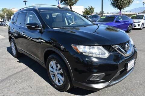 2015 Nissan Rogue for sale at DIAMOND VALLEY HONDA in Hemet CA