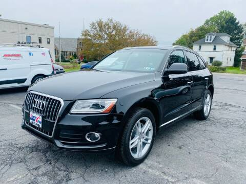 2016 Audi Q5 for sale at 1NCE DRIVEN in Easton PA