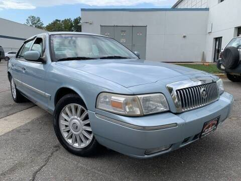 2008 Mercury Grand Marquis for sale at JerseyMotorsInc.com in Teterboro NJ