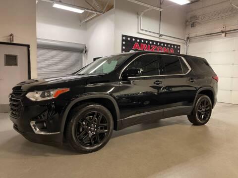 2019 Chevrolet Traverse for sale at Arizona Specialty Motors in Tempe AZ