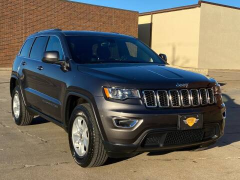 2017 Jeep Grand Cherokee for sale at Effect Auto Center in Omaha NE