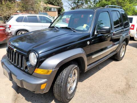 2006 Jeep Liberty for sale at Classic Auto in Greeley CO