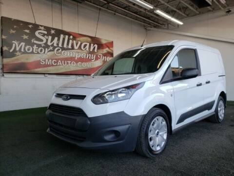 2017 Ford Transit Connect Cargo for sale at SULLIVAN MOTOR COMPANY INC. in Mesa AZ