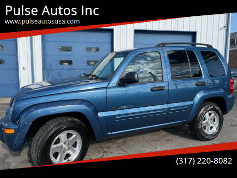 2003 Jeep Liberty for sale at Pulse Autos Inc in Indianapolis IN
