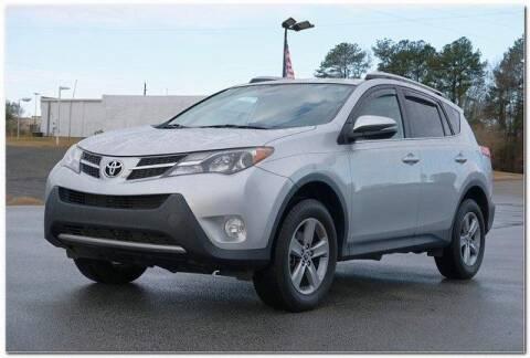 2015 Toyota RAV4 for sale at WHITE MOTORS INC in Roanoke Rapids NC