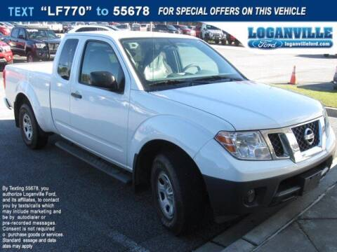 2018 Nissan Frontier for sale at Loganville Quick Lane and Tire Center in Loganville GA