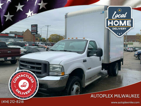 2004 Ford F-550 Super Duty for sale at Autoplex 2 in Milwaukee WI