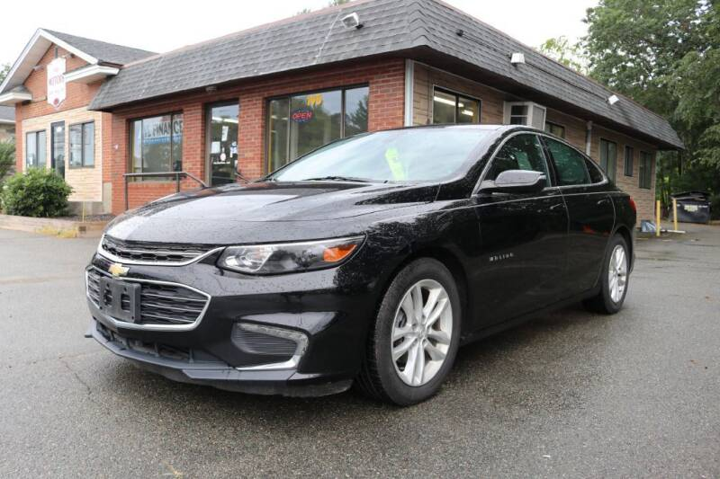 2017 Chevrolet Malibu for sale at Yaab Motor Sales in Plaistow NH